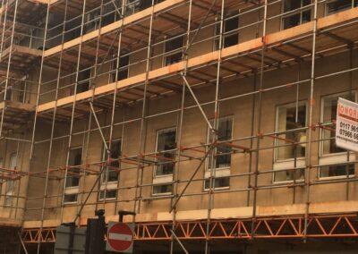 High Street Scaffolding